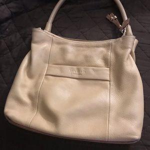 Adorable creme leather Kate Spade purse